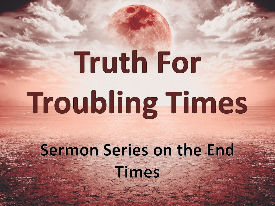 Truth For Troubling Times: Gods Plan For The Tribulation