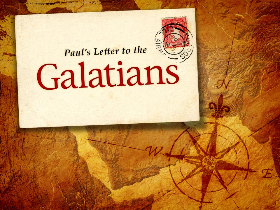 From Receiver to Transmitter    Galatians 6:6-10