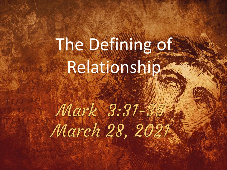 The Defining of Relationship