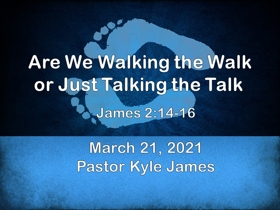 Are We Walking the Walk or Just Talking the Talk?